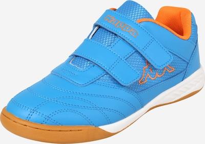 KAPPA Sneakers 'Kickoff' in de kleur Blauw / Sinaasappel, Productweergave