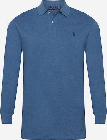 T-Shirt Polo Ralph Lauren Big & Tall en bleu