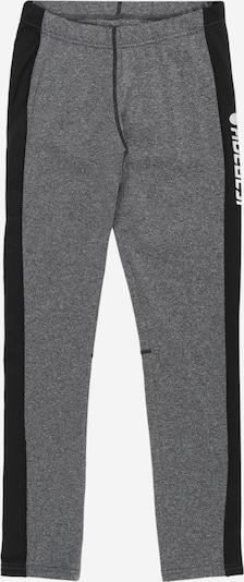 ICEPEAK Sporthose 'FRITCH' in graumeliert / schwarz, Produktansicht