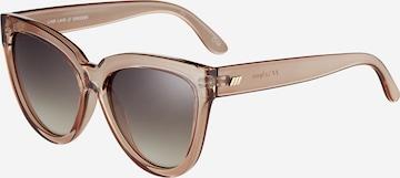 LE SPECS Sonnenbrille 'LIAR LAIR' in Braun