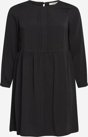 ONLY Carmakoma Kleid 'PLANO' in schwarz, Produktansicht