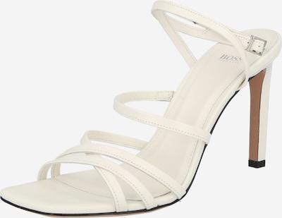 BOSS Casual Remienkové sandále - biela, Produkt