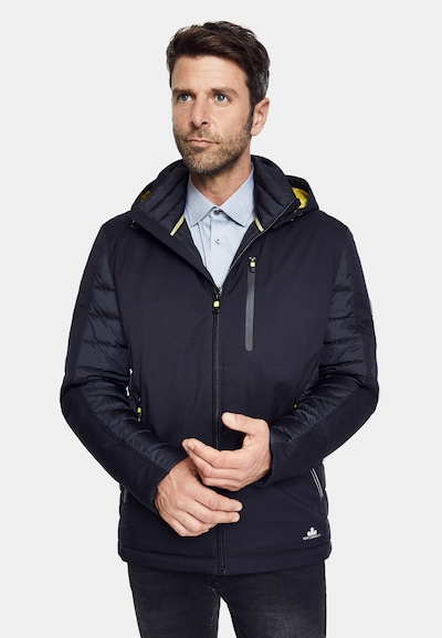 NEW CANADIAN Jacke in navy: Frontalansicht