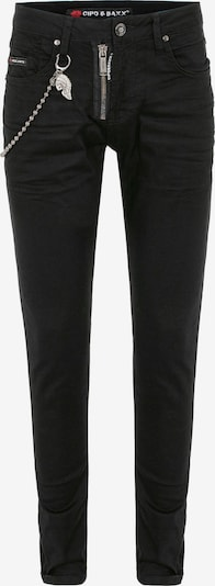 CIPO & BAXX Jeanshose 'CD675' in schwarz, Produktansicht