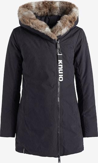 khujo Mantel 'ELINOR' in schwarz, Produktansicht