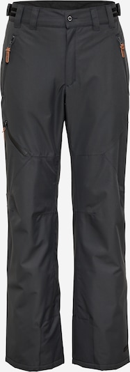 ICEPEAK Outdoorbroek 'COLMAN' in de kleur Antraciet, Productweergave