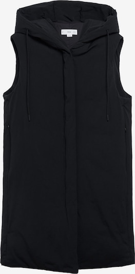 MANGO Vest 'vall' in Black, Item view