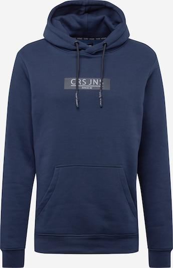 Cars Jeans Sweater majica 'PEARSER' u mornarsko plava, Pregled proizvoda