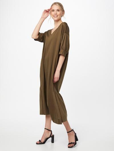 Riani Kleid in khaki, Modelansicht