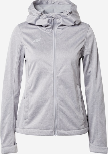 4F Athletic Jacket in mottled grey, Item view