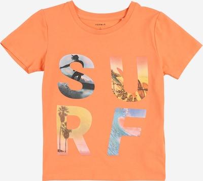 kék / világos sárga / narancs / fekete NAME IT Póló 'JACHRIS', Termék nézet
