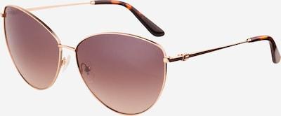 GUESS Slnečné okuliare - hnedá / zlatá, Produkt