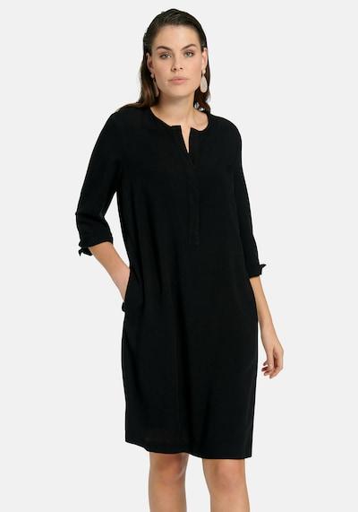 Emilia Lay Kleid in schwarz, Modelansicht