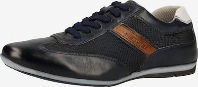DANIEL HECHTER Sneakers laag in de kleur Navy / Bruin / Wit, Productweergave