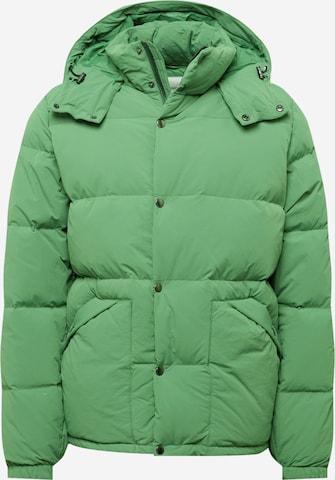 WOOD WOOD Vinterjakke 'Vitus' i grønn