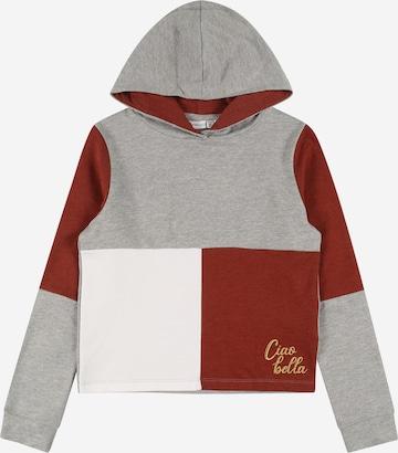 NAME IT Sweatshirt 'Lelisse' in Grau