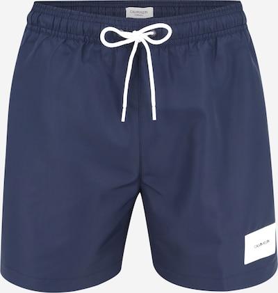 Calvin Klein Swimwear Plavecké šortky - noční modrá, Produkt