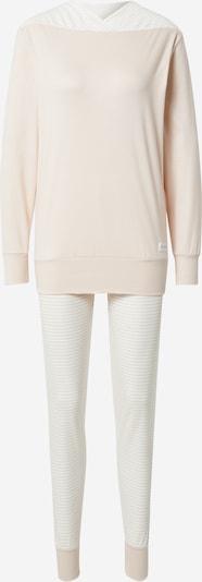 CALIDA Pyjama in de kleur Poederroze / Wit, Productweergave