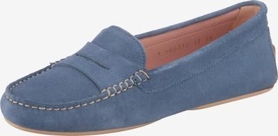 PRETTY BALLERINAS Mokassins in blau, Produktansicht
