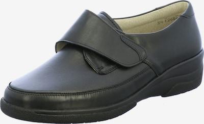 SOLIDUS Slipper in schwarz, Produktansicht
