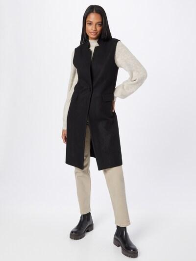 ONLY Weste in schwarz, Modelansicht