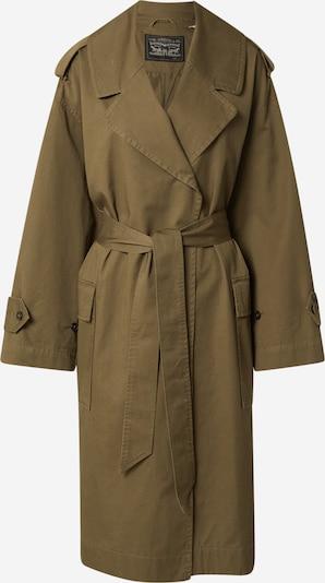 Palton de primăvară-toamnă LEVI'S pe oliv, Vizualizare produs
