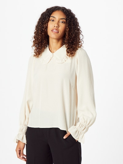 Part Two Blouse 'Kasia' in Pearl white, View model
