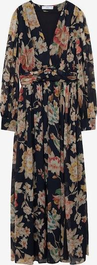 MANGO Poletna obleka | črna barva, Prikaz izdelka