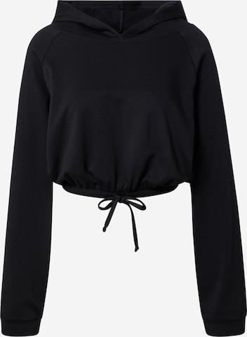 Onzie Athletic Sweatshirt 'Cinch' in Black