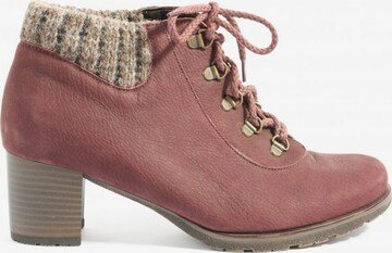 Luftpolster Dress Boots in 41 in Pink
