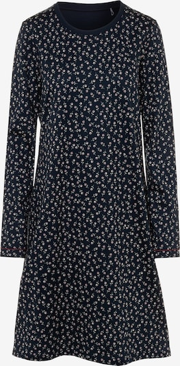 SEIDENSTICKER Langarm Nachthemd ' Daylight Floral ' in dunkelblau, Produktansicht