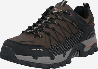 Dockers by Gerli Lage schoen in de kleur Bruin / Zwart, Productweergave