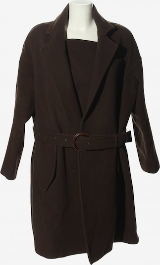 Vanessa Bruno Oversized Mantel in M in braun, Produktansicht