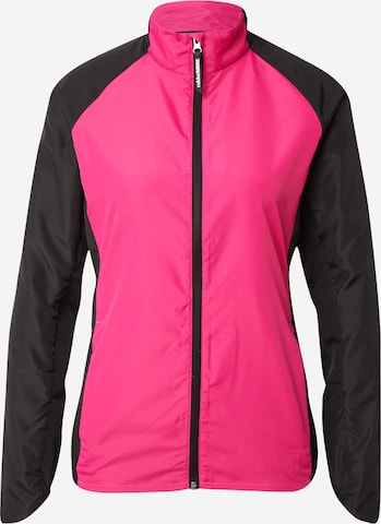 Geacă sport 'MAILA' de la Rukka pe roz