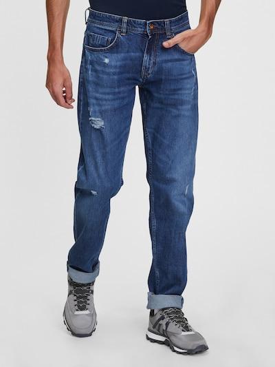 TIMBERLAND Jeans in blue denim, Modelansicht