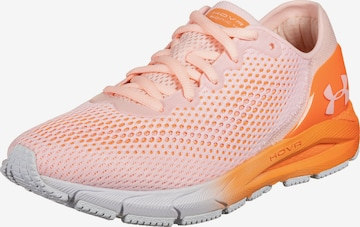 UNDER ARMOUR Running Shoes 'Sonic' in Orange