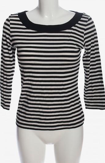Maison 123 Longsleeve in XL in schwarz / weiß, Produktansicht