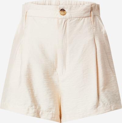 Pantaloni con pieghe 'Lianne' ABOUT YOU di colore crema, Visualizzazione prodotti