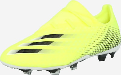 ADIDAS PERFORMANCE Soccer shoe 'X GHOSTED.2 FG' in Blue / Yellow, Item view
