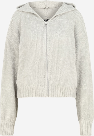 Missguided Tall Knit Cardigan 'Chenille' in Grey, Item view