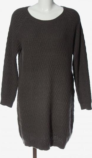 VERO MODA Pulloverkleid in M in hellgrau, Produktansicht