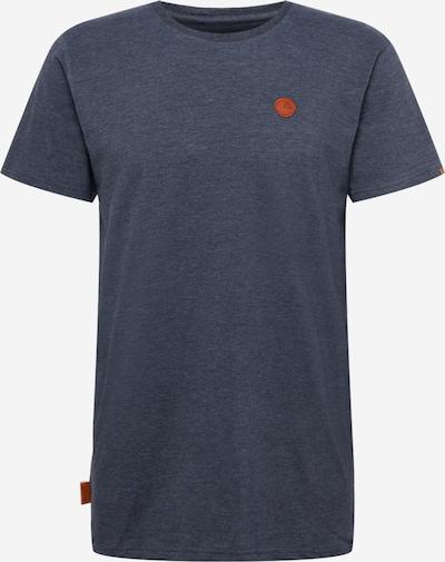 Alife and Kickin T-Shirt 'Maddox' en bleu-gris / rouille, Vue avec produit