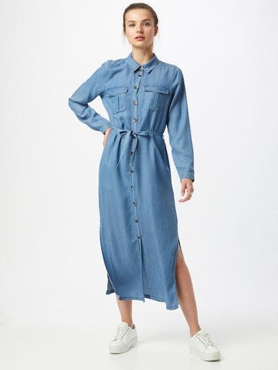ONLY Košilové šaty 'CASI' - modrá, Model/ka