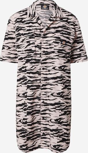DICKIES Kleid in puder / schwarz, Produktansicht