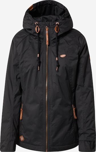 Ragwear Jacke 'ROSINKA' in schwarz, Produktansicht