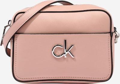 Calvin Klein Axelremsväska i rosa, Produktvy