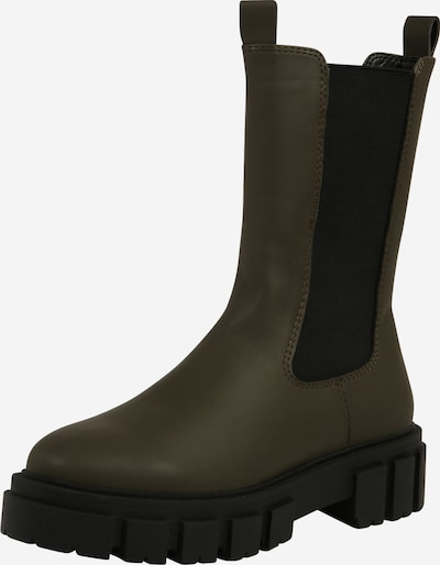 ABOUT YOU Chelsea Boots 'Ellen' in Olive, Item view