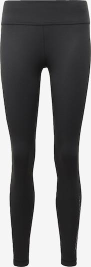 REEBOK Sporthose in grau / schwarz, Produktansicht