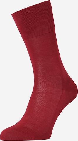 Șosete 'Tiago' de la FALKE pe roșu