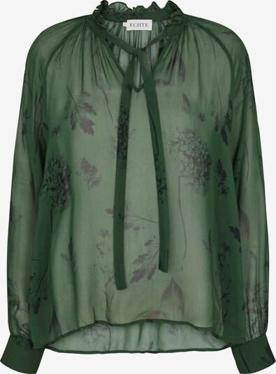ECHTE Bluse in grün, Produktansicht